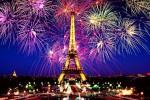 Париж Новый год 2016