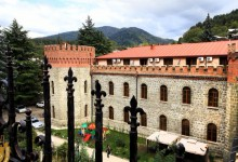Отель Боржоми1