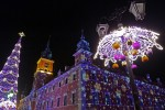 POLAND-CHRISTMAS-ILUMINATION